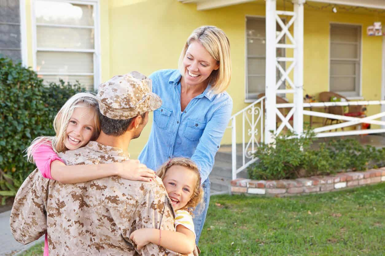 Blue Water Mortgage mortgages loans for veterans